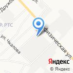 МКС на карте Альметьевска