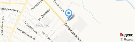 БУРСЕРВИС на карте Альметьевска