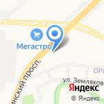 ТВ3 на карте Набережных Челнов