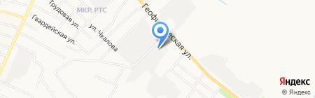 Снегоход-сервис на карте Альметьевска