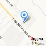 Напор на карте Альметьевска