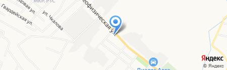 Arzu на карте Альметьевска