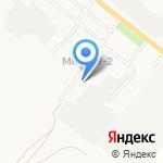 Газовик на карте Альметьевска