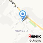 Альметьевская детская школа искусств №1 на карте Альметьевска