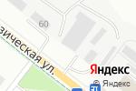Схема проезда до компании Левша в Альметьевске