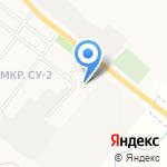 Пожарная часть №9 на карте Альметьевска