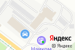Схема проезда до компании Dialog-Auto в Альметьевске