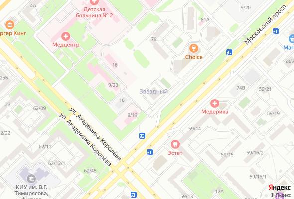 жилой комплекс Звёздный