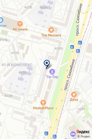 ПАРИКМАХЕРСКАЯ ЭСТЕЛЬ на карте Набережных Челнов