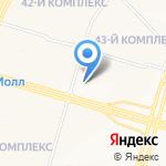 Магазин домашнего текстиля на карте Набережных Челнов