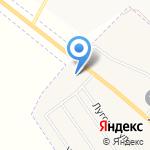Тихоновская основная общеобразовательная школа на карте Альметьевска