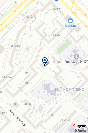 АГЗС АВТОТЕХГАЗ на карте Набережных Челнов