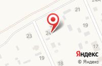 Схема проезда до компании Родник в Новотроицком