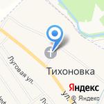 Церковь Михаила Архангела на карте Альметьевска
