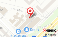 Схема проезда до компании Зоомагазин в Набережных Челнах