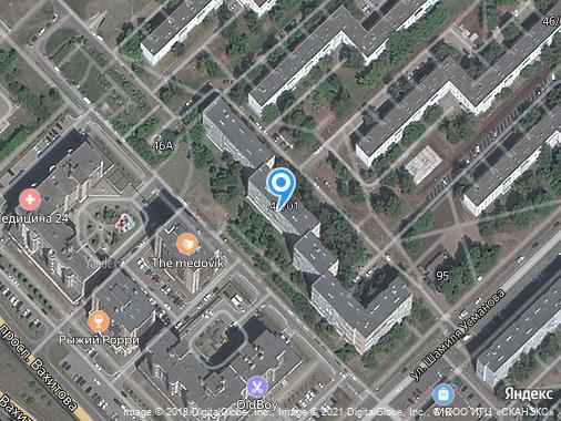 Продается 2-комнатная квартира, 51 м², Набережные Челны, 1