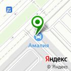 Местоположение компании АМАЛИЯ ЭВАКУАТОР