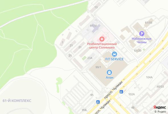 жилой комплекс Прибрежный