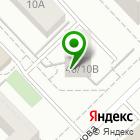 Местоположение компании ИНТРИ