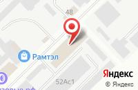 Схема проезда до компании АВТОКОМ-Б в Набережных Челнах