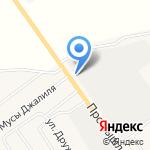 Авто-1 на карте Альметьевска