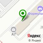 Местоположение компании Курьер Сервис Экспресс Набережные Челны