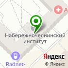 Местоположение компании Таттеленет