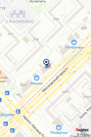 ИНЖЕНЕРНАЯ КОМПАНИЯ САРАНТА на карте Набережных Челнов