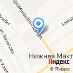 Спецтехника-Альметьевск на карте Альметьевска