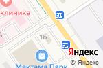 Схема проезда до компании Киоск по продаже печатной продукции в Нижней Мактаме