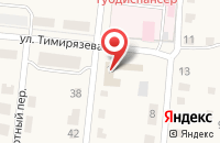 Схема проезда до компании Развитие в Бугуруслане