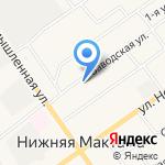 Тулпар на карте Альметьевска