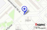 Схема проезда до компании ДИЗАЙН ФИРМА КОНТУР в Набережных Челнах