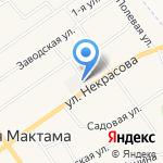 Автодоктор на карте Альметьевска