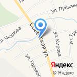 Краеведческий музей на карте Альметьевска