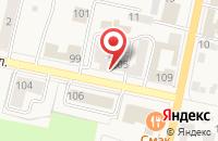 Схема проезда до компании Русский стиль - СН в Бугуруслане