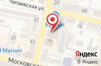Схема проезда до компании Торговый центр  в Бугуруслане