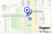 Схема проезда до компании ПАРИКМАХЕРСКАЯ МИЛЛЕНИУМ в Лениногорске