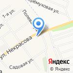 Мираж на карте Альметьевска