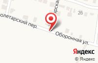 Схема проезда до компании Эко-Дом в Бугуруслане