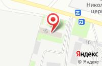 Схема проезда до компании Сокол в Лениногорске