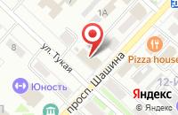 Схема проезда до компании Стройсервис-Мб в Лениногорске