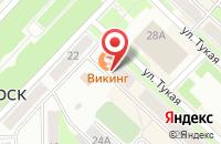 Схема проезда до компании Гювал в Лениногорске