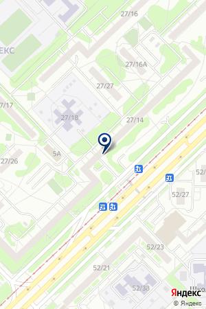 ГАРАЖНЫЙ КООПЕРАТИВ ВЫМПЕЛ на карте Набережных Челнов