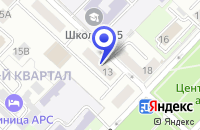 Схема проезда до компании ИНТЕРНЕТ-САЛОН ВЕРТИГО в Лениногорске