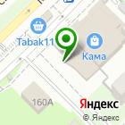 Местоположение компании Торговая сеть