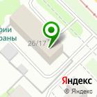 Местоположение компании ЭСКИЗНИК