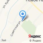 Фельдшерско-акушерский пункт на карте Альметьевска