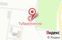 Схема проезда до компании Тепловик-5 в Лениногорске