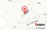 Схема проезда до компании БАБУШКИН ДЕТСКИЙ САДИК в Большой Шильне